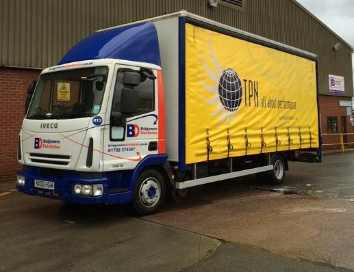 Bridgemere Distribution,  Bridgemere Distribution