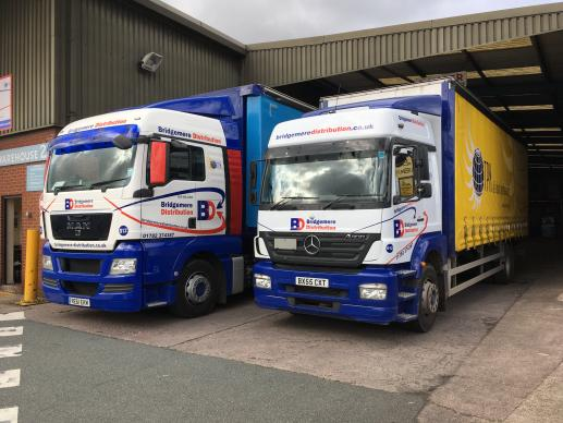 ,  Bridgemere Distribution